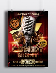 Comedy_Poster_Mockup